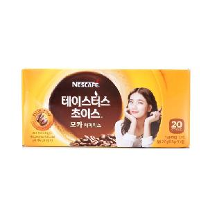 [NESCAFE] Tasters Choice Mocha Coffee Mix(11.5g*20EA) 230g