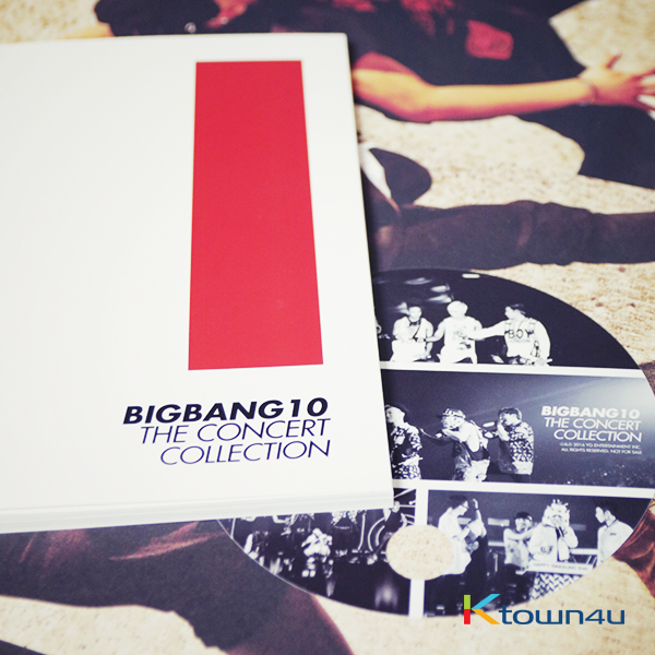 [写真集] BIGBANG - BIGBANG 10 THE CONCERT COLLECTION フォトブック (限定版)