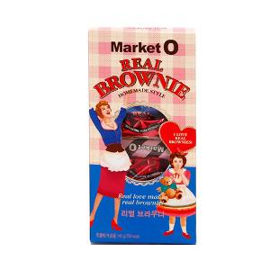[MARKETO] Real Brownie 192g