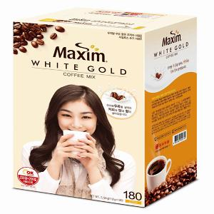 [Maxim] White Gold coffee 180ea