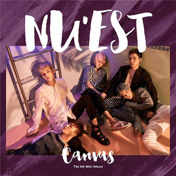 NU'EST - Mini Album Vol.5 [CANVAS]