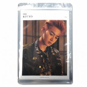 [SUM] EXO - A4 Photo (SUHO) [LOTTO]