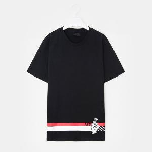 NONA9ON - [MEN'S] iKON T-shirts (Black) [iKON]