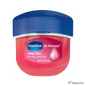 Vaseline Lip Therapy mini lipbam 7g (This product was used by bts Jungkook.)