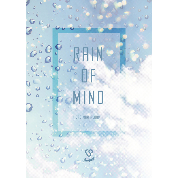 SNUPER - Mini Album Vol.3 [Rain of Mind]