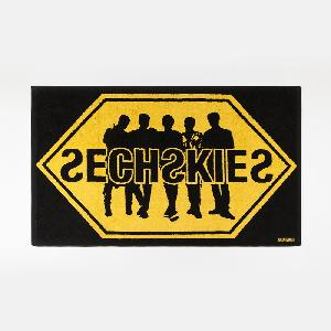 SECHSKIES - TOWEL BIG [2016 SECHSKIES CONCERT YELLOW NOTE]
