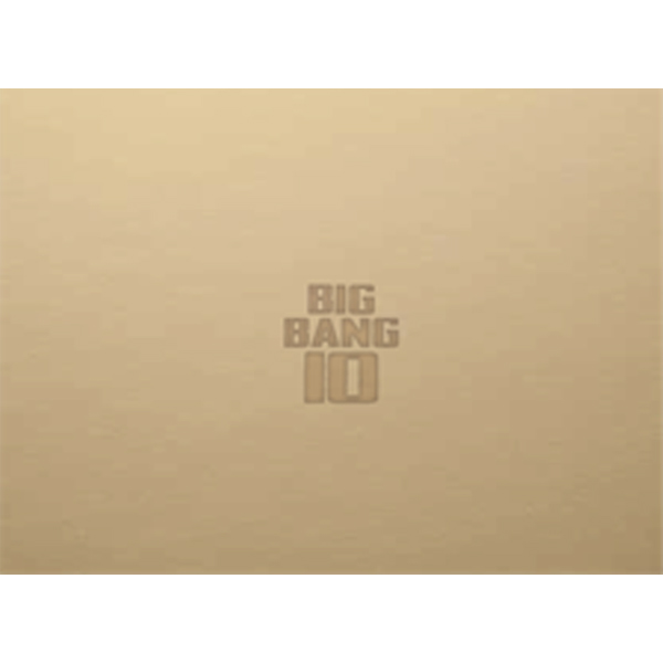 BIGBANG - BIGBANG10 THE LIMITED EDITION (LIMITED EDITION)