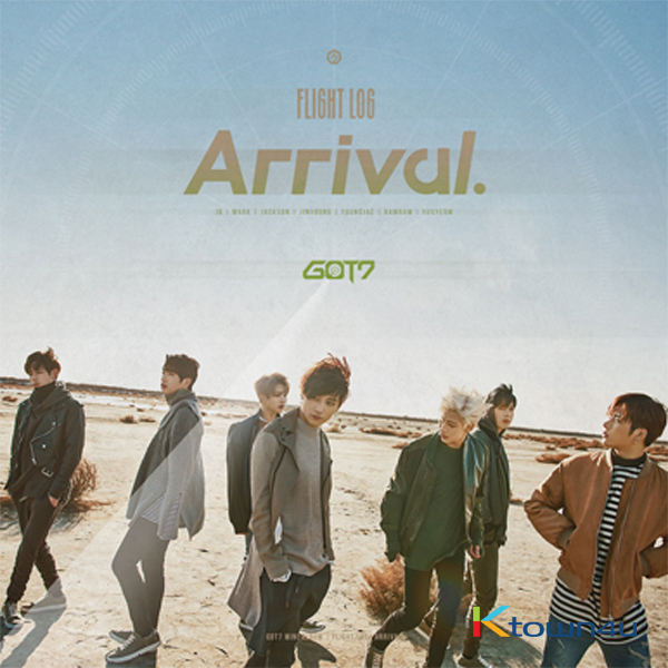GOT7 - Album [FLIGHT LOG : ARRIVAL]