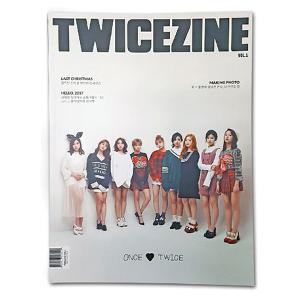 TWICE - TWICEZINE Vol.1 (TWICEマガジン)