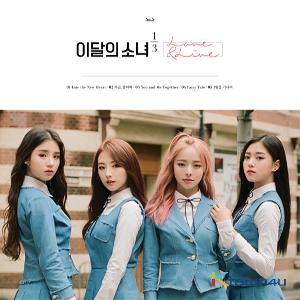 This Month's Girl 1/3 (LOONA) - Mini Album Vo.1 [Love&Live] (Normal Edition)