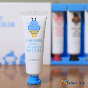 [costagram] WIBEE FRIENDS HYDRATING HAND CREAM
