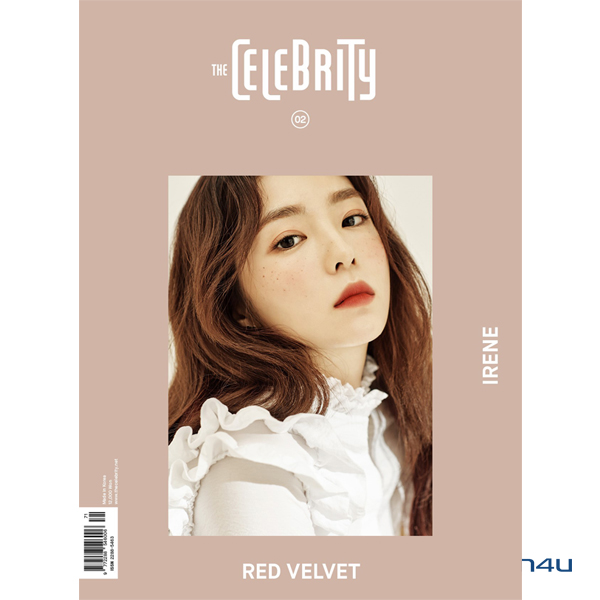 SM Magazine : The Celebrity Vol.2 (Cover : IRENE)