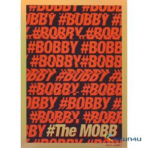 [Not for Sale] MOBB (Mino, Bobby) - Debut Mini Album Vol.1 [The MOBB] (Bobby Ver.) (Only ship out Album / Not include poster, special gift)