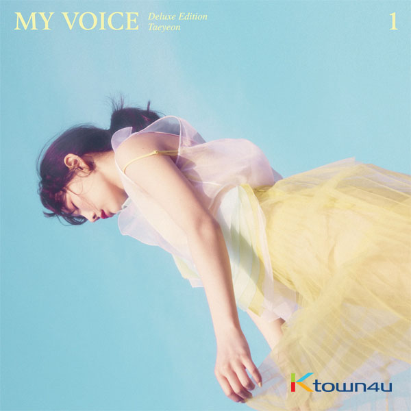 テヨン - 正規1集 [My Voice] (Deluxe Edition)