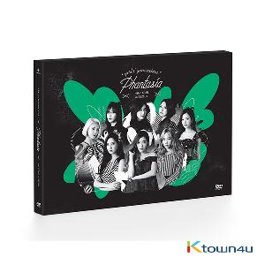 [DVD] Girls` Generation - 4TH TOUR [Phantasia] in SEOUL DVD
