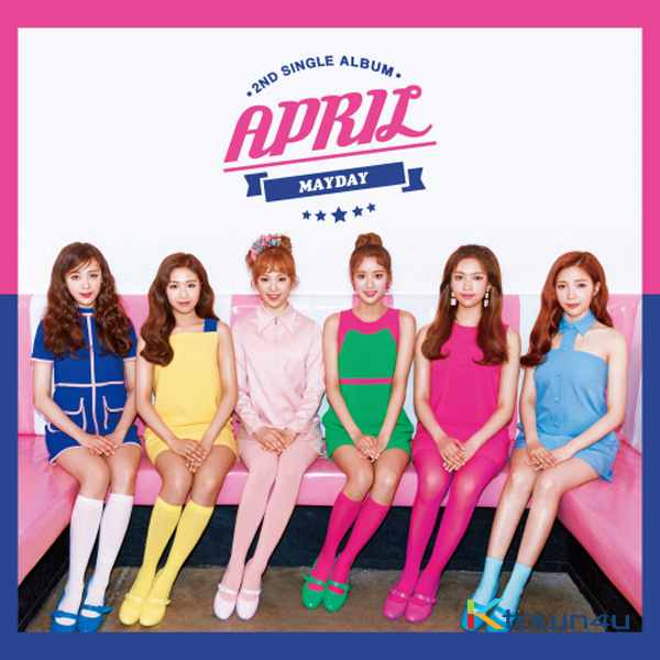 APRIL - Single Album Vol.2 [MAYDAY]
