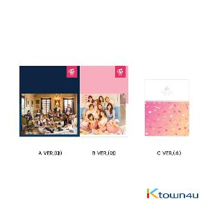 TWICE - PHOTOCARD BINDER [TWICE 1ST TOUR TWICELAND -The Opening- ENCORE]