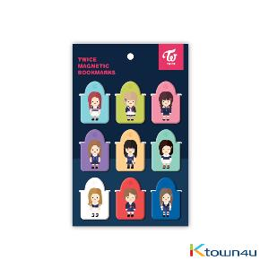 TWICE - CHARACTER MAGNETIC BOOKMARK [TWICE 1ST TOUR TWICELAND -The Opening- ENCORE]