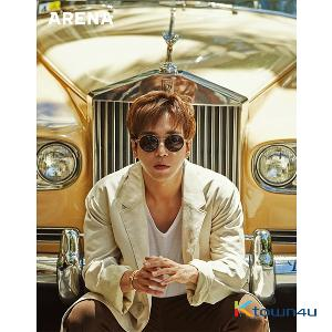ARENA HOMME+ 2017.07 (CNBLUE : Jung Yong Hwa)