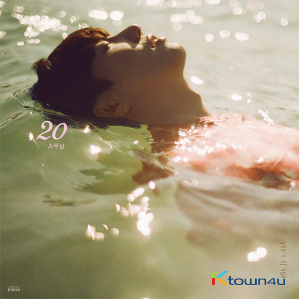 20 Years Of Age - Mini Album Vol.4