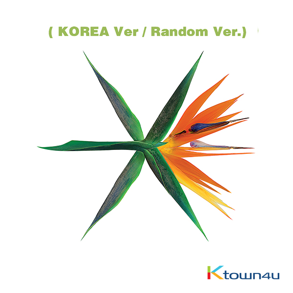 EXO - Album Vol.4 [THE WAR] (Korean Ver.)