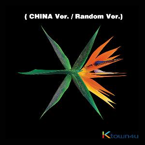 EXO - Album Vol.4 [THE WAR] (Chinese Ver. / Random Ver.)