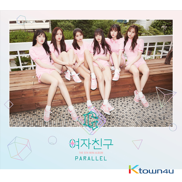 GFRIEND - Mini Album Vol.5 [PARALLEL] (WHISPER Ver.)