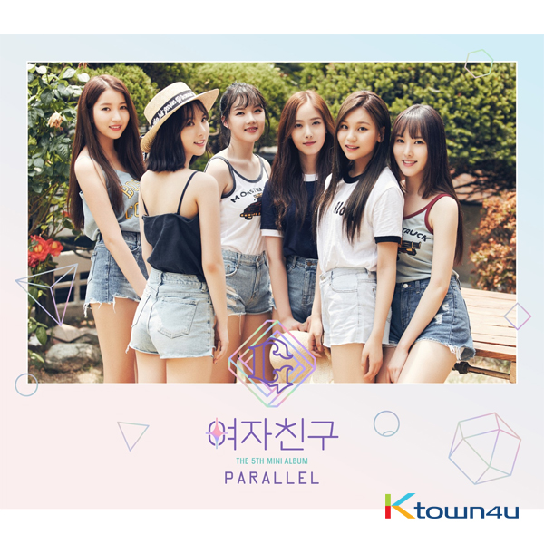 GFRIEND - Mini Album Vol.5 [PARALLEL] (LOVE Ver.)