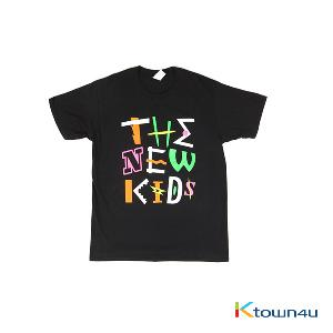[NEWKIDS] iKON - T-SHIRTS TYPE 1 (BLACK)