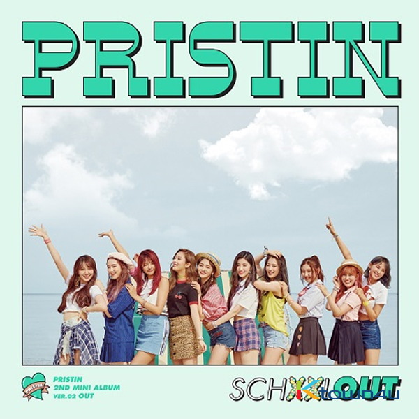 PRISTIN - Mini Album Vol.2 [SCHXXL OUT] (OUT ver)