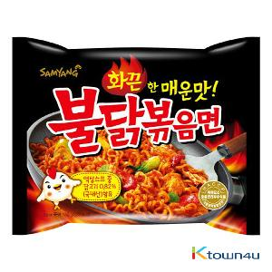 [SAMYANG] Spicy Chicken Roasted Noodles 140g * 1EA