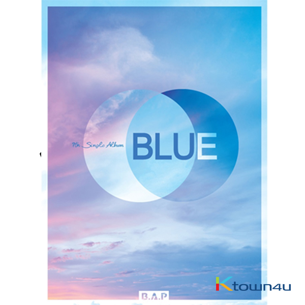 B.A.P - Single Album Vol.7 [BLUE] (B ver.)