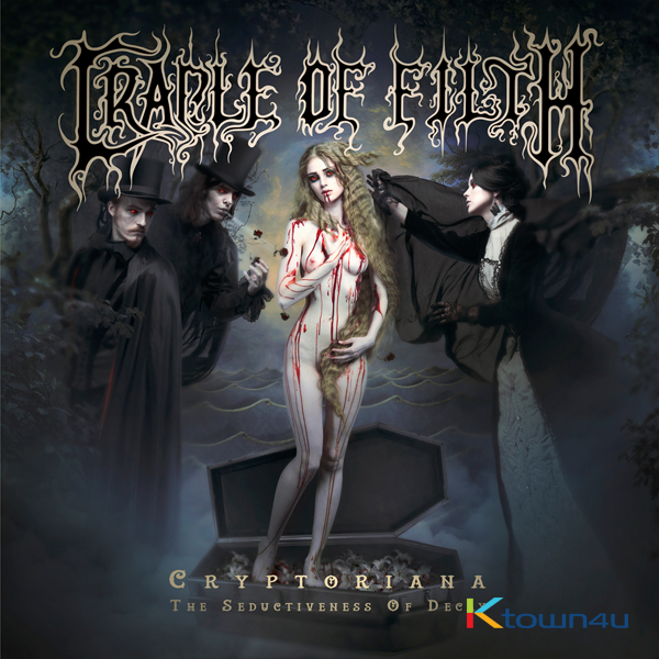 CRADLE OF FILTH - [Cryptoriana : The Seductiveness Of Decay]