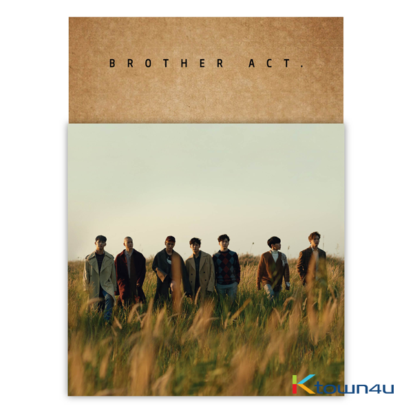 BTOB - Album Vol.2 [Brother Act.]