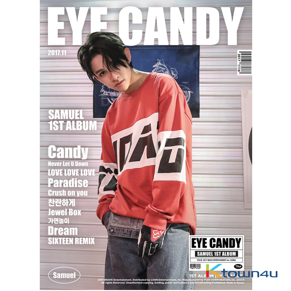 Samuel - Album Vol.1 [EYE CANDY]