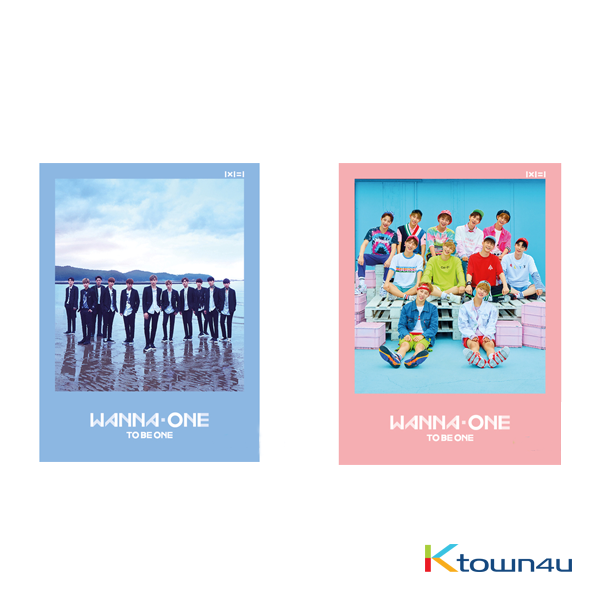 WANNA ONE - Mini Album Vol.1 [1x1=1(TO BE ONE)]