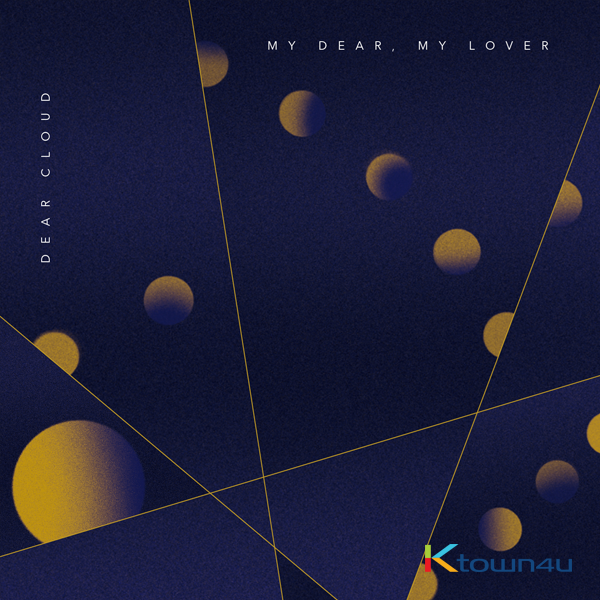 Dear Cloud - Album [MY DEAR, MY LOVER]