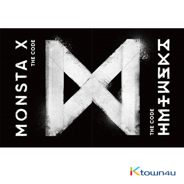 MONSTA X - Mini Album Vol.5 [The Code] (Random Ver.)