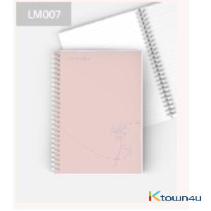 BTS - BTS LoveMyself &ENDviolence Notebook (*Order can be canceled cause of early out of stock)