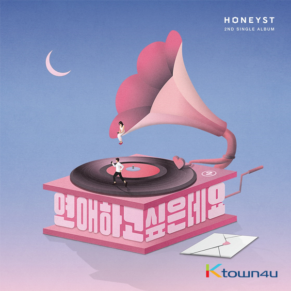 HONEYST - Single Album Vol.2 [I Want to Date]