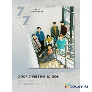 GOT7 - Album [7 for 7] (PRESENT EDITION) (Random Ver)