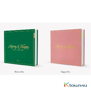 TWICE - Repackage Album Vol.1 [Merry & Happy] (Random Ver.)