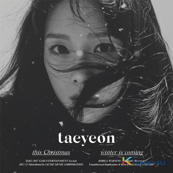 Girls' Generation : TaeYeon - Winter Album [This Christmas – Winter is Coming]