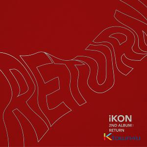 iKON - Album Vol.2 [Return] (RED Ver.)