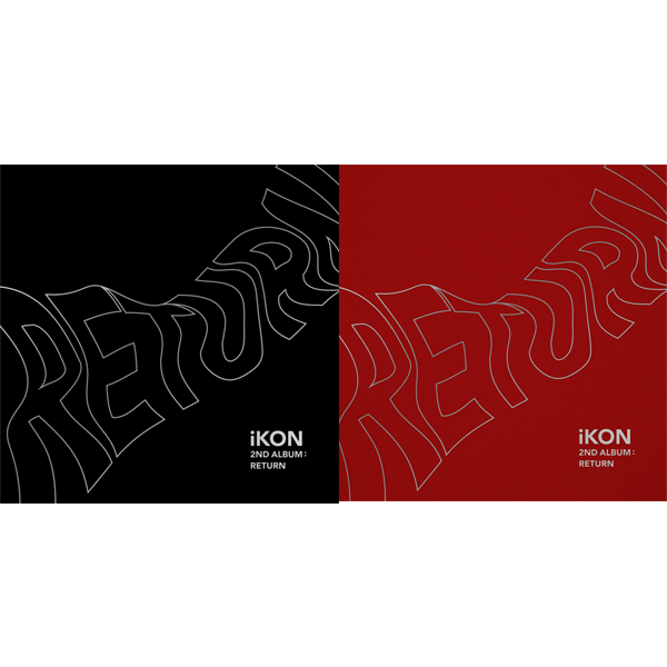 iKON - Album Vol.2 [Return]