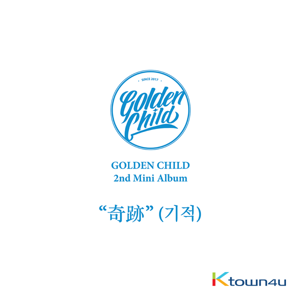 Golden Child - Mini Album Vol.2 [奇跡] (Miracle) (Random Ver.)
