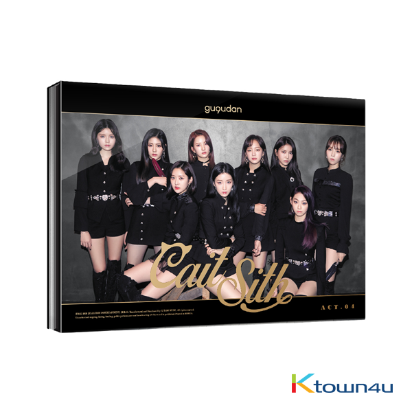 Gugudan - Single Album Vol.2 [Cait Sith]