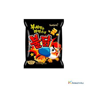 [SAMYANG] Ppushu Spicy Chicken Noodle Snack 90g
