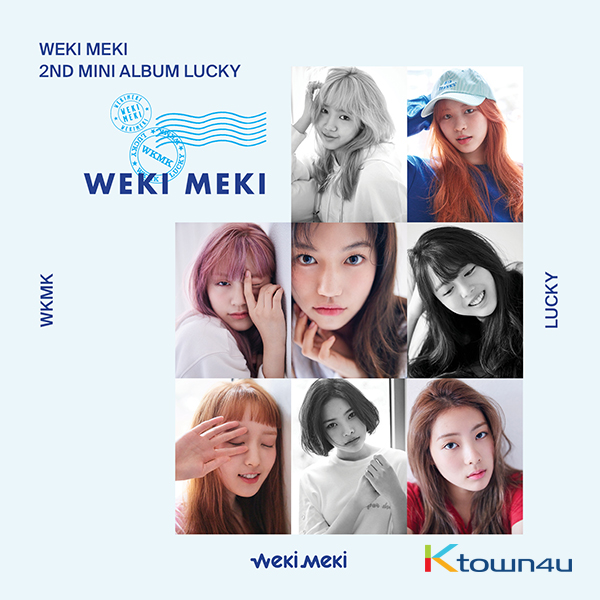 Weki Meki - Mini Album Vol.2 [Lucky] (Lucky ver.)