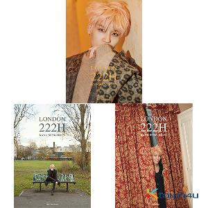 [Photobook] SECHSKIES : KANG SUNG HOON - LONDON 222H KANG SUNG HOON The 1st PHOTOBOOK